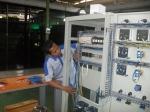 Pemasangan Kabel dalam Panel